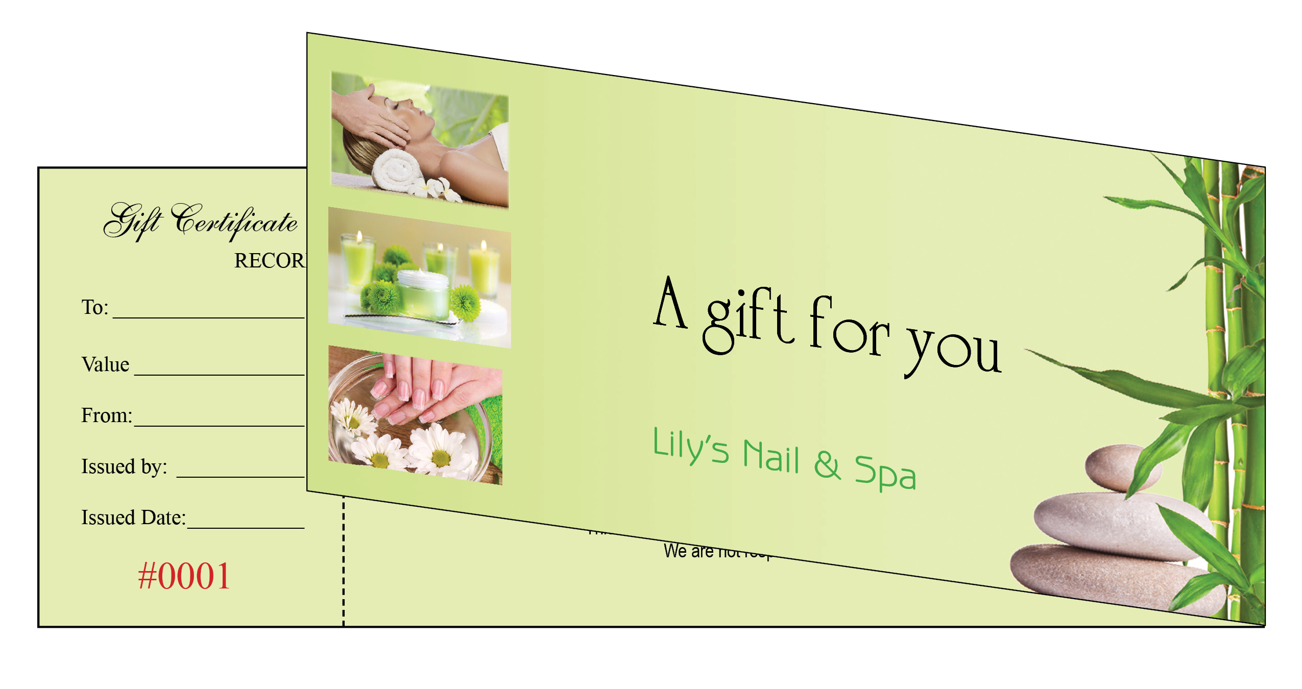 salon giftcertificate B13 Top Result 70 Unique Nail Gift Certificate
