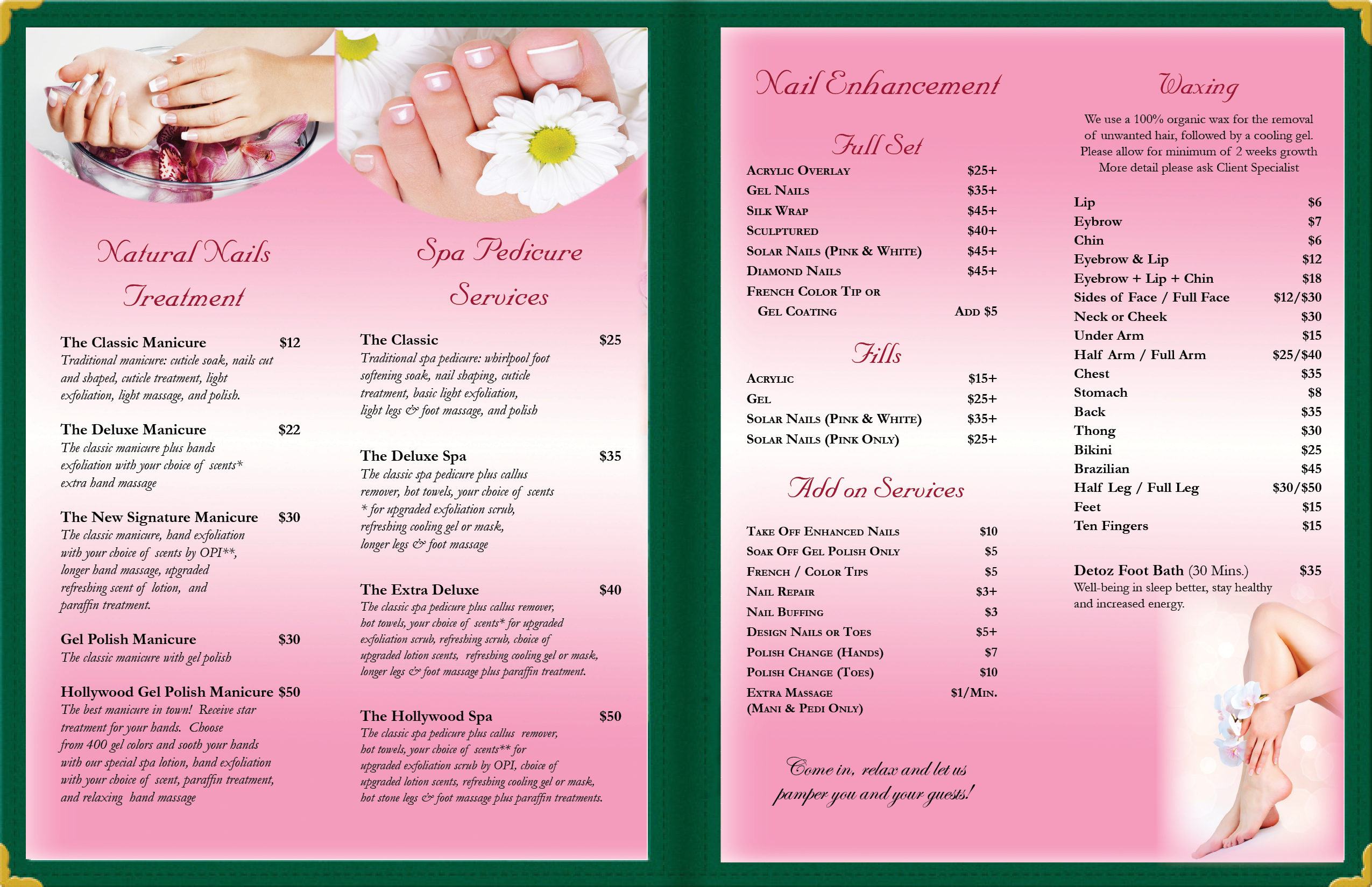 Hair spa for Loreal salon price list