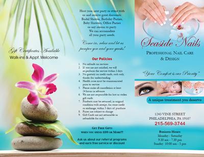 Nailsalonprinting Com Business Cards Postcards